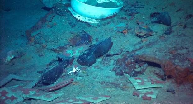 Внутри «Титаника» до сих пор могут лежать тела людей