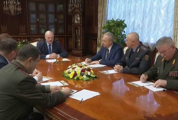 Лукашенко о задержании бойцов «Вагнера»: Россияне уже оправдываются за свои грязные планы