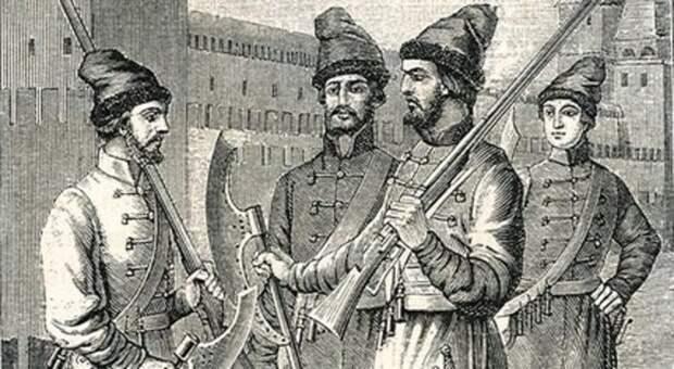 Астраханские стрельцы