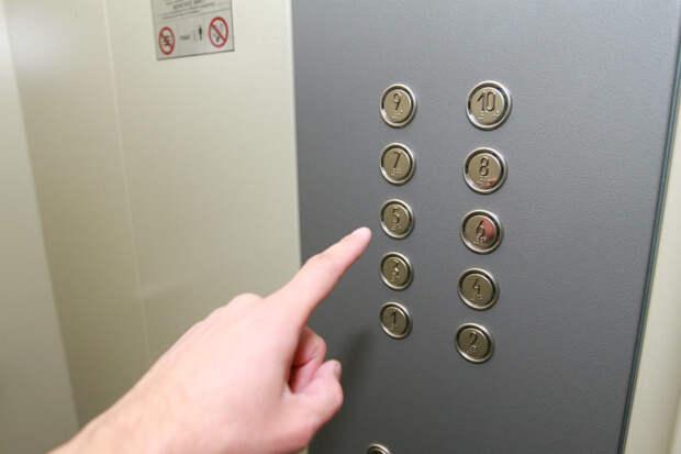 Лифт/фото из архива редакции