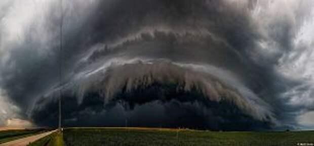 Ливневый шторм вновь накроет Крым