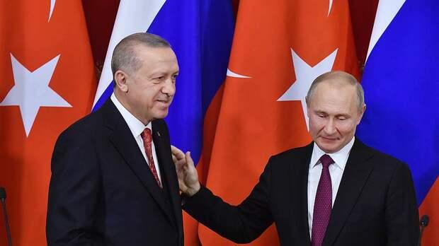 Путин и Эрдоган: что стоит за обоюдными комплиментами