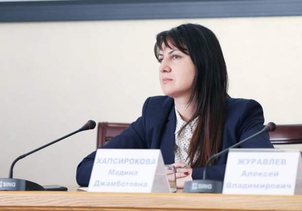 Стратегический консультант Хапсирокова Мадина