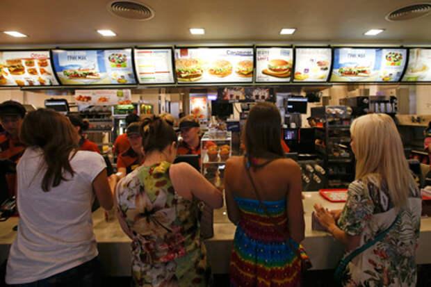 «Макдоналдс» закроет на реорганизацию 18 ресторанов