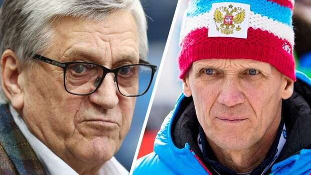 Федерация биатлона России сама донесла натренера Логинова вIBU. Версия Губерниева неодинока