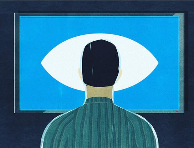 Вот как синий свет от телефонов влияет на нас