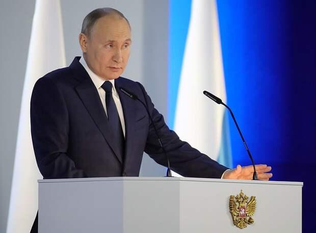 Путин: скоро в России будет выпущена в оборот четвертая вакцина от COVID-19