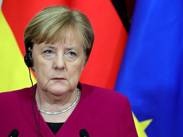 Меркель: Германия и США должны выработать общую позицию по России