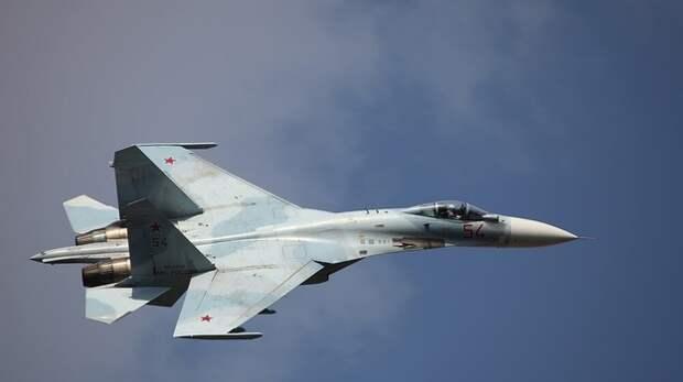 Ещё три французских самолёта перехватили над Чёрным морем