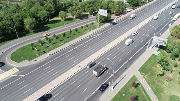 Новую трассу через Москву-реку планируют открыть к 2024 году