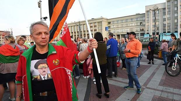 Белорусский кризис – российская проблема