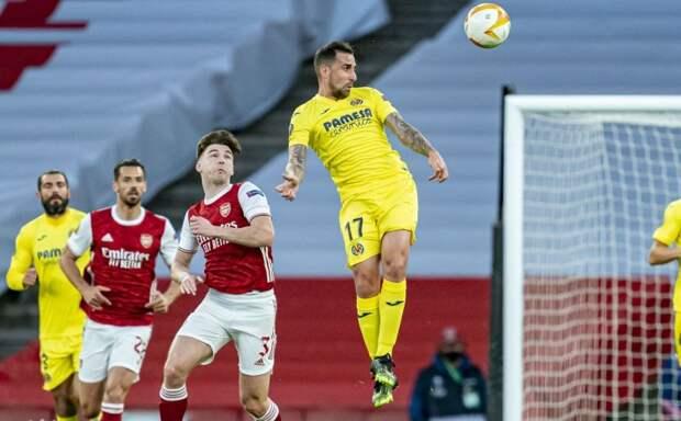«Субмарина» ушла в высокие воды. «Вильярреал» отстоял путевку в финал Лиги Европы на поле «Арсенала»