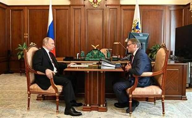 Титов призвал снизить штрафы для малого и среднего бизнеса на 50%