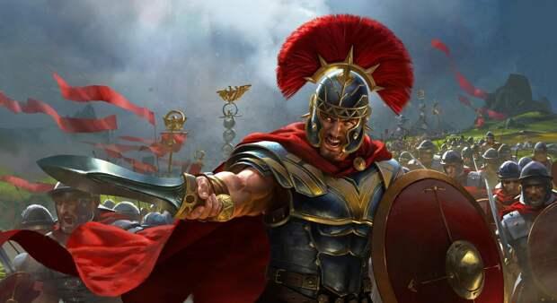 Армянские легионеры Рима