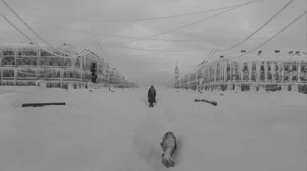 Андрей Зайцев: «Старались создать ощущение, что зритель оказался в блокадном городе»