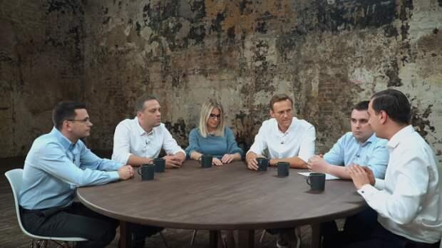 Навальный и его трусливая команда: как ФБКшники отмазывались от армии навальный, хомяки, армия