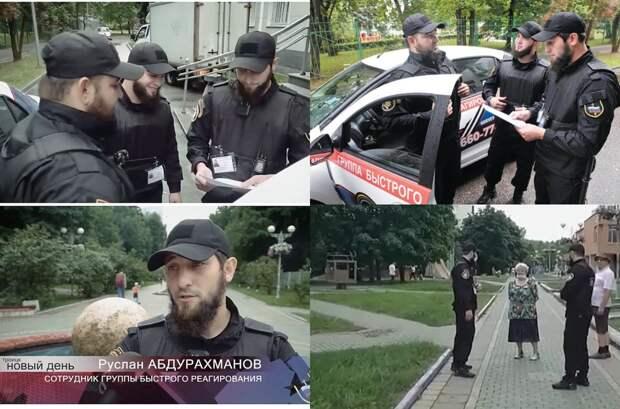 """Работайте, братья: """"Чеченский патруль"""" в Москве покажет себя после выборов"""