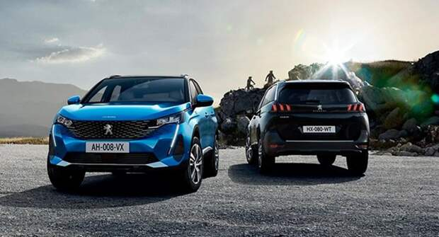 Внедорожники Peugeot получили специальную версию Roadtrip