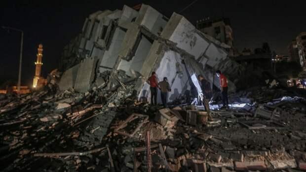 В минобороны Израиля заявили о банкротстве ХАМАС