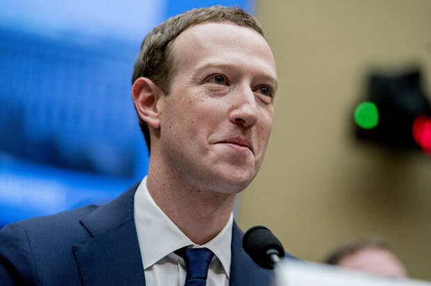 ВРоссии Facebook грозит штраф на28 млн рублей