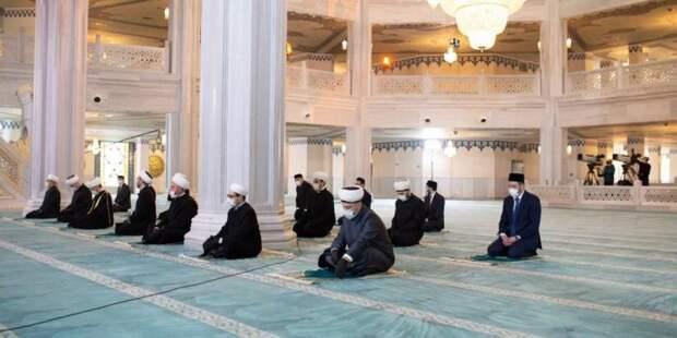 Мусульмане Москвы готовятся отметить Курбан-байрам в особых условиях / Фото: mos.ru