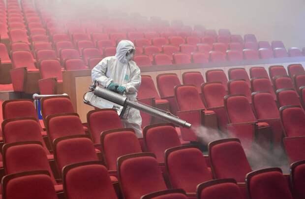 Российские кинотеатры вошли в список отраслей, наиболее пострадавших от коронавируса