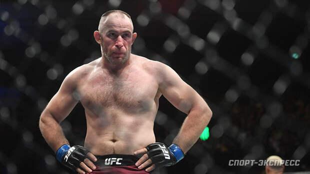 Олейник виюне сразится соСпиваком натурнире UFC Fight Night