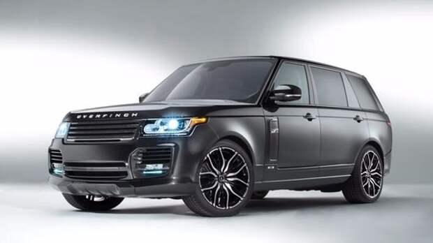 Манхэттен, Лондон и космическая цена: Range Rover переплюнул Bentley Bentayga