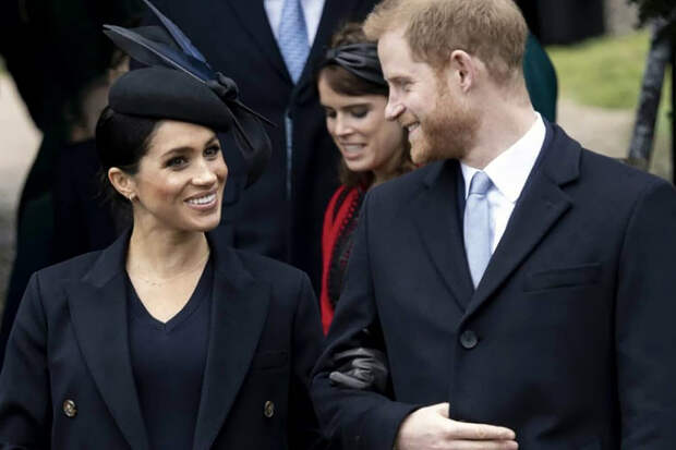 Принц Гарри и Меган Маркл передали коттедж Фрогмор принцессе Евгении