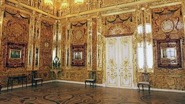 В Калининграде обнаружили следы Янтарной комнаты