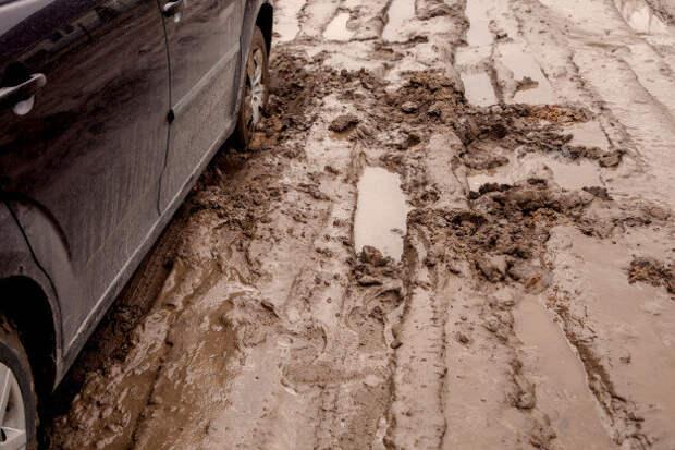 Застряли на машине? Могу предложить свои методы, выбраться из грязевой засады!!!