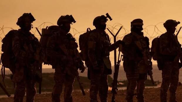 Военная полиция ВВО провела тактические учения под Хабаровском