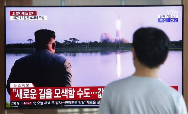 Не обостряй! КНДР: четыре пуска за две недели, но поводов для беспокойства нет