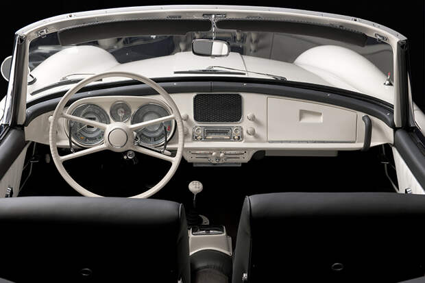 BMW 507: восстановленное авто Элвиса