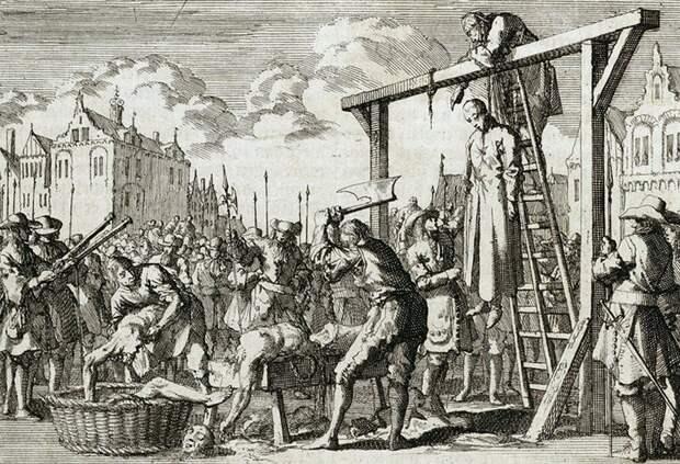 Рабочая революция в Англии. Трагедия восстания Пентриха