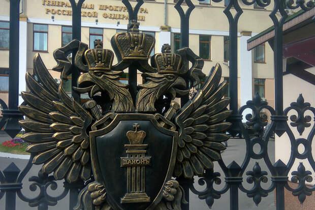 Генпрокуратура предупредила о последствиях призывов и участия в незаконных акциях