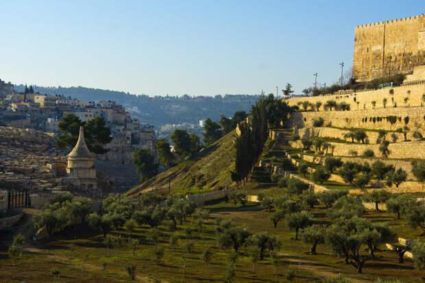 Древний Израиль