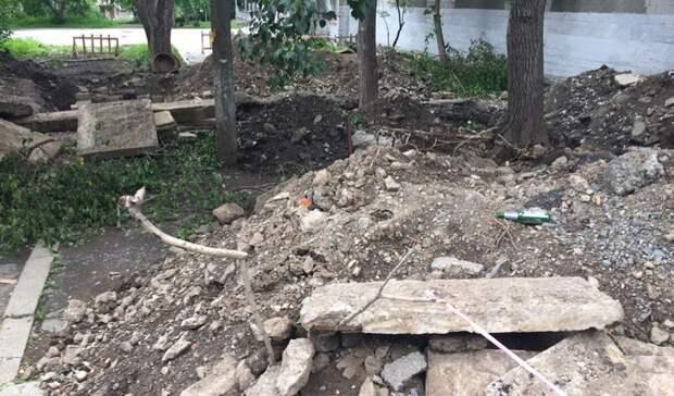 Более 570 перекопов после зимних ремонтов теплосетей благоустроят в Ижевске