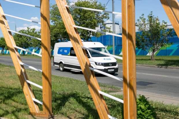 Система экологического контроля Московского НПЗ пополнилась мобильной лабораторией/ Фото: Михаил Поле