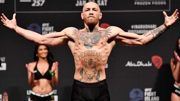 «Чемпион в легком весе. Забронируйте!» Макгрегор заявил о желании вернуть пояс UFC