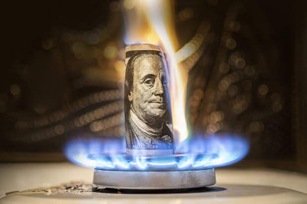 Цена газа в Европе впервые в истории превысила $900