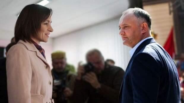 ВМолдавии начался второй тур выборов президента