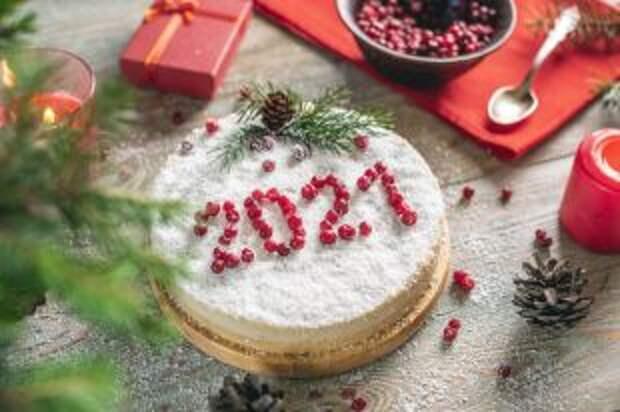 Новогодние желания должны исполняться. Готовим волшебные десерты