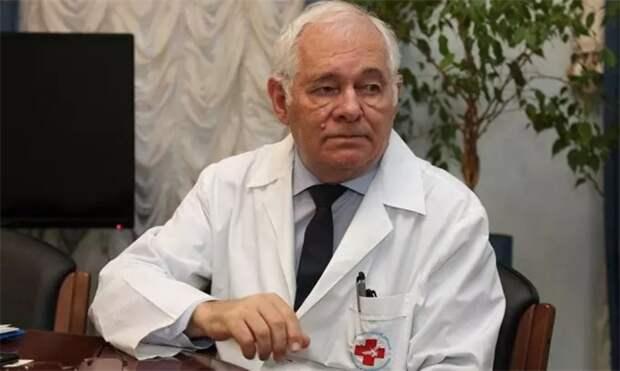 Леонид Рошаль крайне недоволен деятельностью Голиковой, как премьером Здравоохранения России