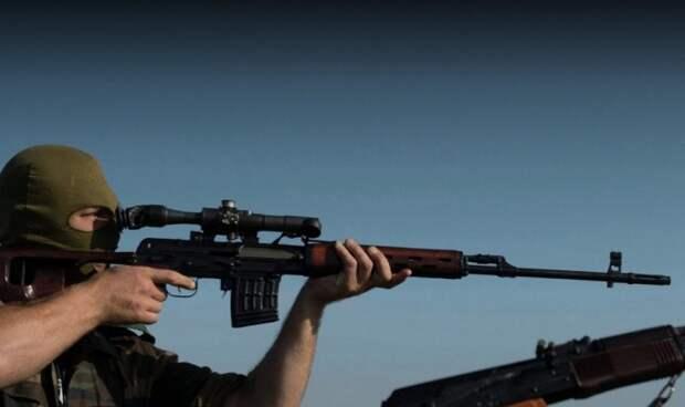 «Неуловимый мститель» убивает нацгвардейцев под Славянском