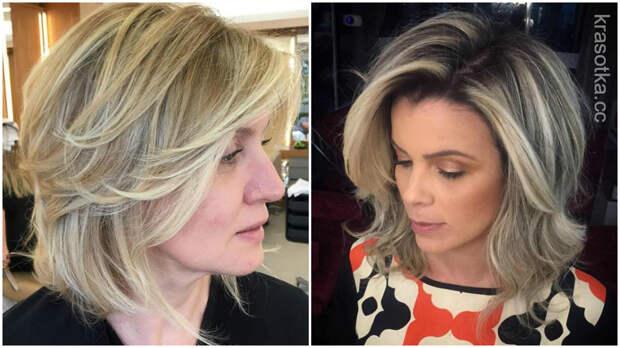 Стрижка аврора: 12 вариантов для различных типов волос