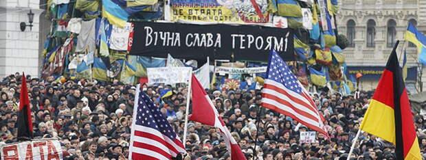Американцы превращают Украину в вечного врага России
