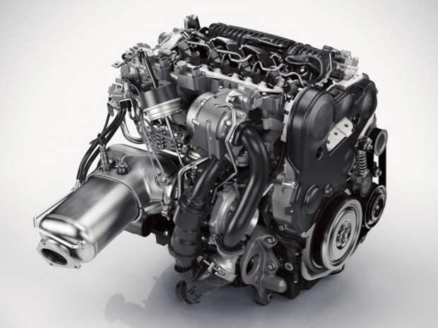 Среднеразмерные Volvo перейдут на три цилиндра