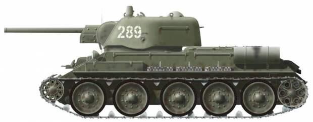 Наш танковый паноптикум: Т-34, которые были и которые могли быть