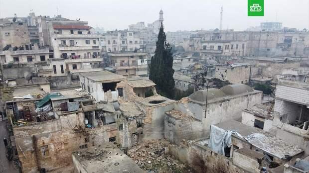 В Минобороны сообщили о подготовке боевиками инсценировки химатаки в Сирии